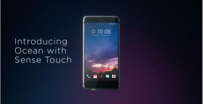 HTC Ocean Sense Touch