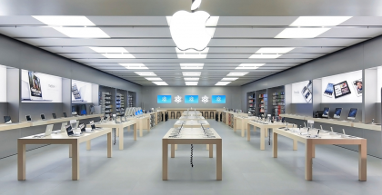 Apple Store Dijon.