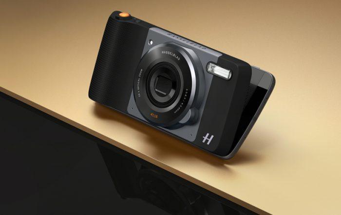 Hasselblad True Zoom Moto Mods