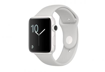 Keraaminen Apple Watch.