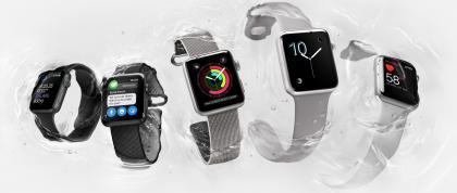Uusia Apple Watch -malleja.