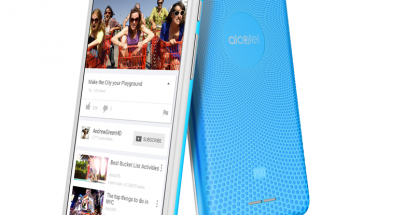 Alcatel Pixi 4 Plus Power.