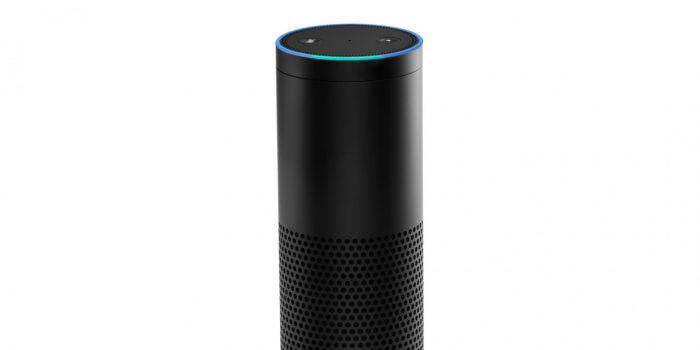Amazonin viime vuoden yllätyshittituote: Echo-älykaiutin.
