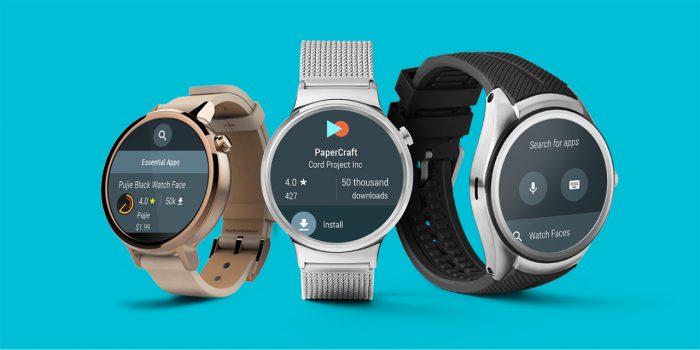 Android Wear 2.0:n uusi kehittäjäesiversio toi nyt Play-sovelluskaupan suoraan kelloon.