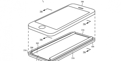 Applella on patentteja keraamisen rakenteen helpommaksi valmistamiseksi.