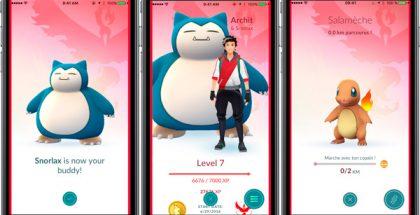 Kaveri-Pokémonin valinta on uuden päivityksen uudistus.