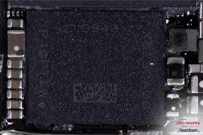 iPhone 7 -puhelimissa Apple aloitti käyttämään Qualcommin lisäksi myös Intelin modeemipiirejä.
