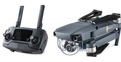 DJI:n uusi Mavic Pro -drone.