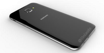 Galaxy A8 (2016) on lasipintainen, kertovat OnLeaksin vuotamat kuvat.