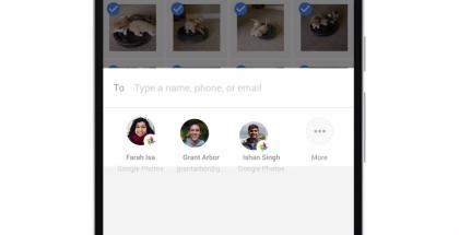 Google Kuvien uusi jako.