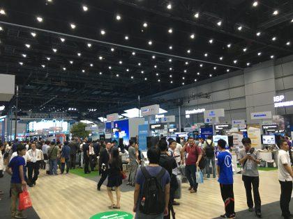 Huawei Connect 2016:ssa oli esillä laaja skaala eri alojen yrityksilel suunnattuja ratkaisuja, joissa Huawei on kumppaneidensa ohella mukana tavalla tai toisella.