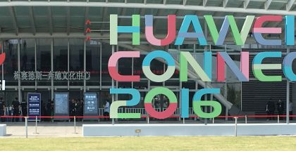 Huawei Connect 2016.