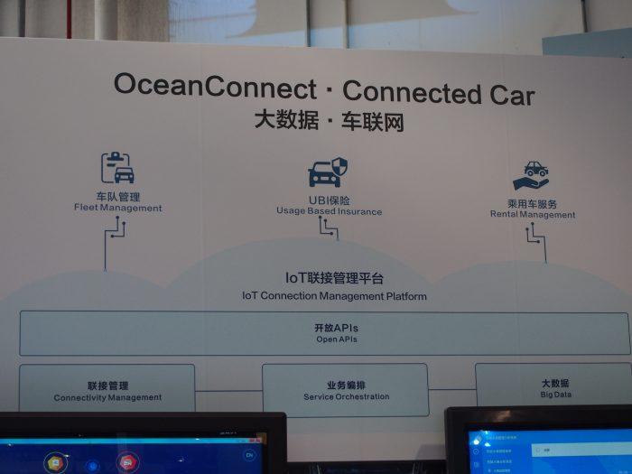 OceanConnect on Huawein laaja esineiden internetin (IoT) hallinta-alusta.