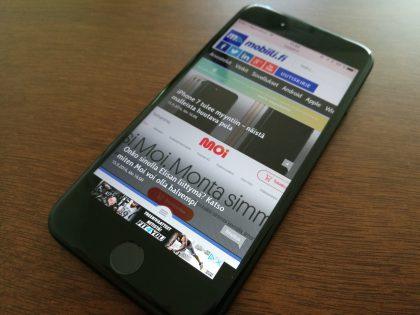 iPhone 7:stä on myöhemmin luvassa vielä laajempi arvostelu Mobiili.fissä.