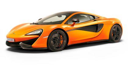 McLarenin urheiluautomalli.