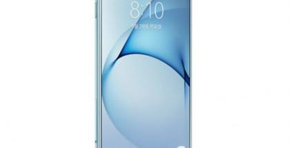 Samsung Galaxy A8 (2016).