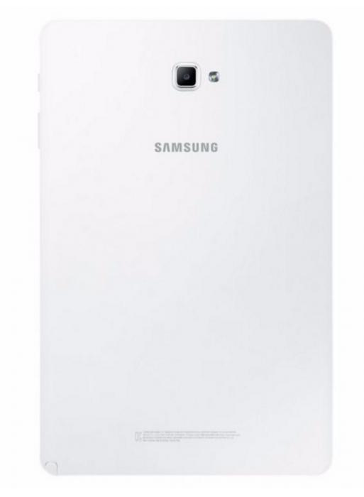 Tältä Samsung Galaxy Tab A (2016) S Penillä näyttää takaa.