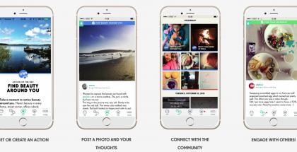 YOU-app kehottaa tekemään pieniä muutoksia elämässä, joilla yhdessä voi olla suuri merkitys.