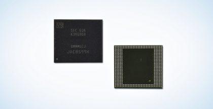 Samsung 8GB LPDDR4 DRAM