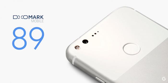 Google Pixelin kamera sai DxOMarkin testissä 89 pistettä, kaikkien aikojen paras tulos älypuhelimen kameralle.