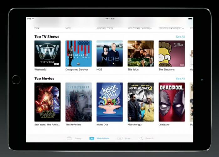 Apple TV sovellus