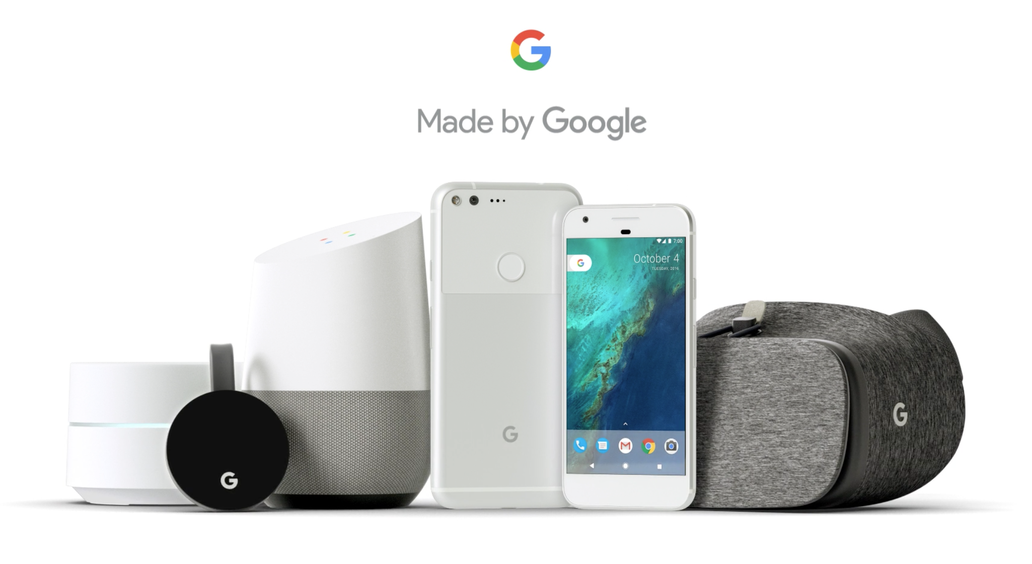 Google Pixel Suomi
