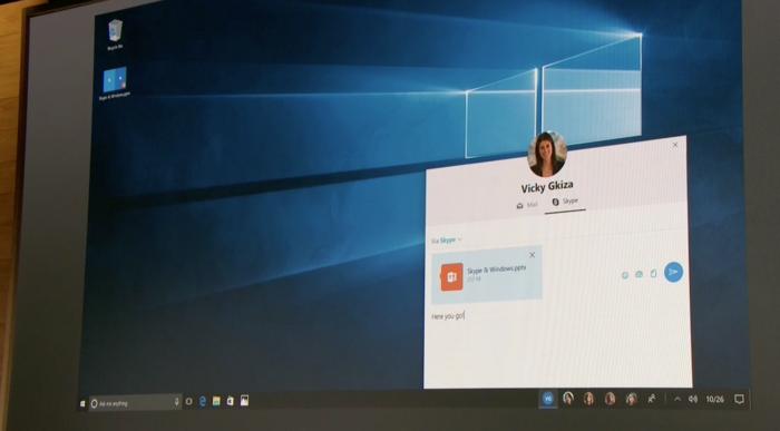 Windows 10:n MyPeople.