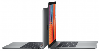 13 ja 15 tuuman MacBook Prot.