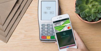 Apple Pay Venäjällä.