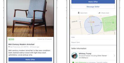 Facebook on avaamassa oman markkinapaikkakokonaisuutensa.