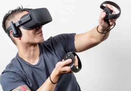 Oculus VR.