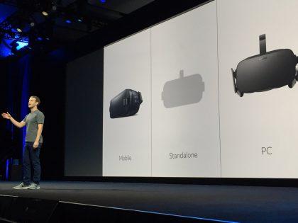 Tekeillä on itsenäinen virtuaalitodellisuuslaite.
