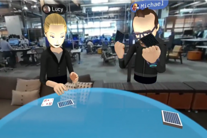 Virtuaalitodellisuus muuttuu sosiaaliseksi.