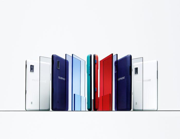 Fairphone 2 uusi kuori