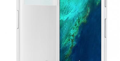 Pixel Launcher eroaa hieman vakio-Androidista.