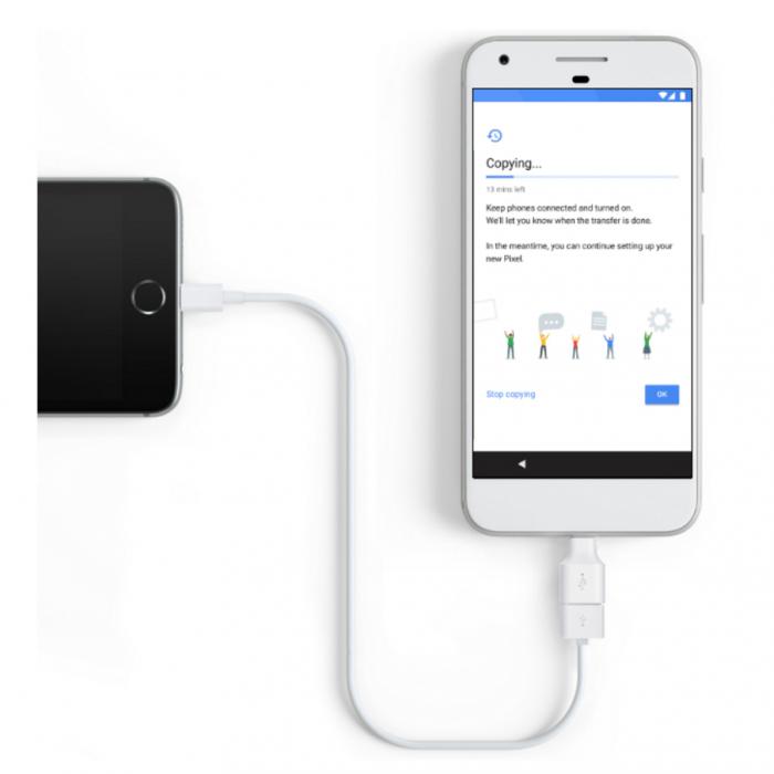 Google Quick Switch