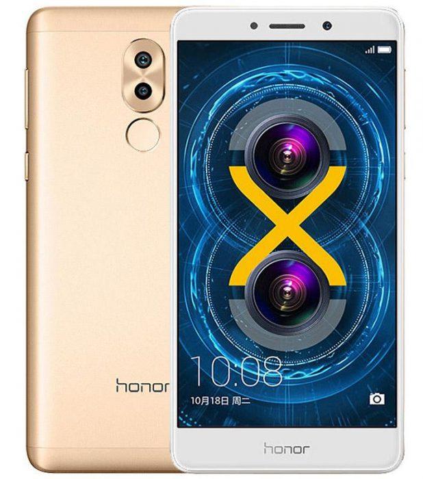 Honor 6X.