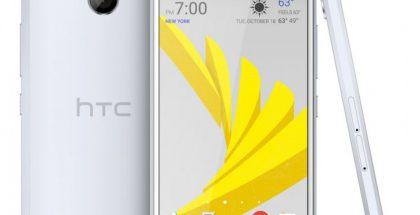 HTC Bolt tutun vuotajan Evan Blassin aiemmin vuotamassa lehdistökuvassa.
