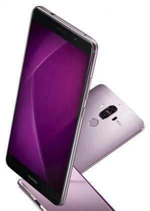 Huawei Mate 9. Evan Blassin julkaisema kuva.