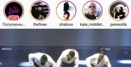 Live-lähetykset Instagramissa tulisivat näkymään osana Stories-kuvakkeita.