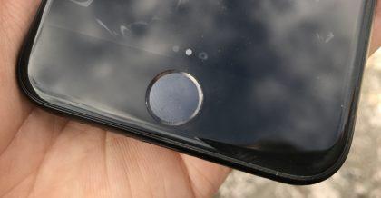 iPhone 7:n uudenlainen kotipainike.