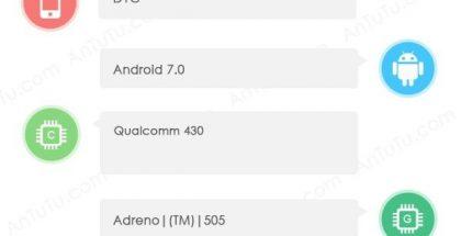 Nokia D1C:n tiedot AnTuTussa.