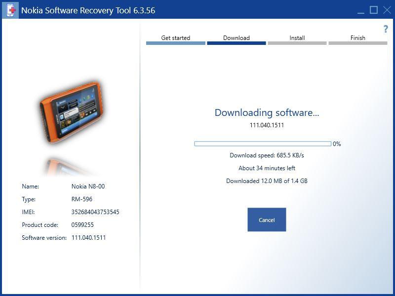 Nokia software recovery tool windows 10
