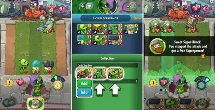 Plants vs. Zombies Heroes.