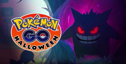 Pokémon GO viettää Halloween-teemaa viikon ajan.