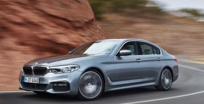 BMW 5-sarja 2017.