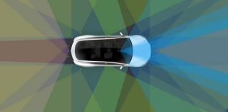 Videolla: näin kulkee täysin itseajava Tesla – etsii määränpäässä vapaan parkkipaikankin itse