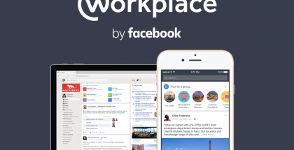Workplace by Facebook.