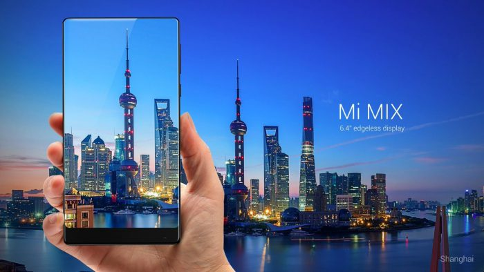 Xiaomi Mi Mix.