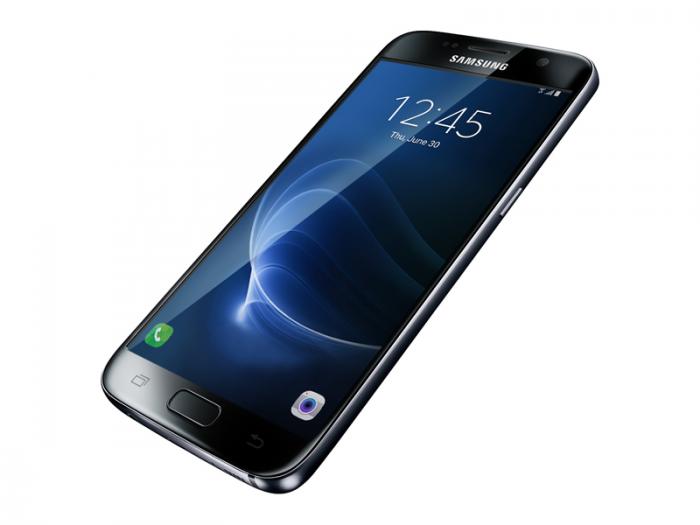 Black Onyx -mustan Galaxy S7:n rinnalle saattaa tulla toinenkin musta vaihtoehto.